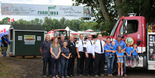 1 year celebration of FARM 911
