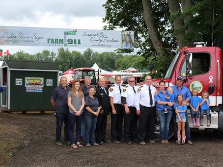Plowing Match 2018 – One Year Since We Launched!