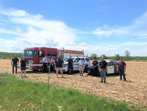 First responder support FARM 911 program