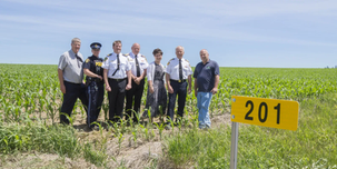 Northumberland supports FARM 911 signs