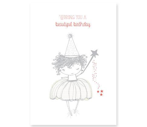 Happy Birthday (Fairy): Set of 3