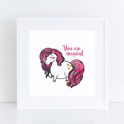 Unicorn: Set of 2