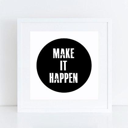 Make It Happen: Set of 2