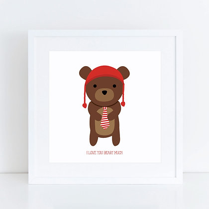 BearyMuch: Set of 2