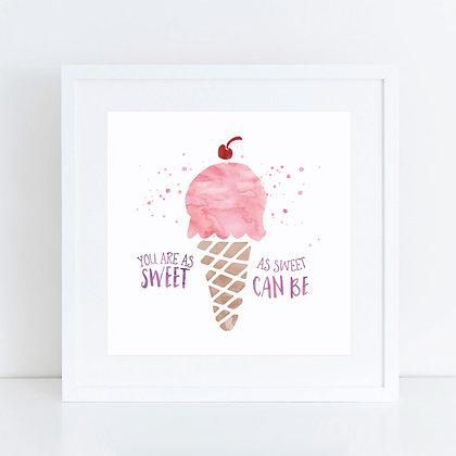 Ice-Cream: Set of 2