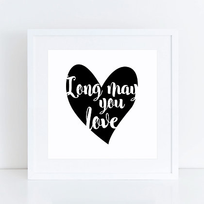 Long May You Love: Set of 2