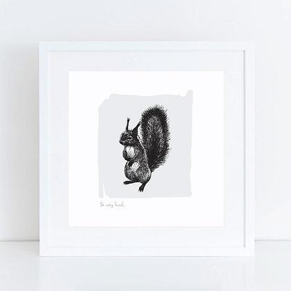 Squirrel: Set of 2