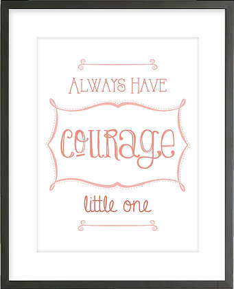 Courage (Pink)
