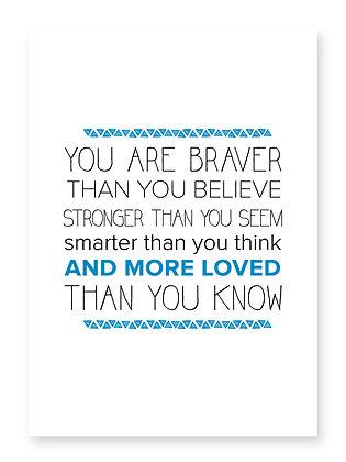 Braver (blue)