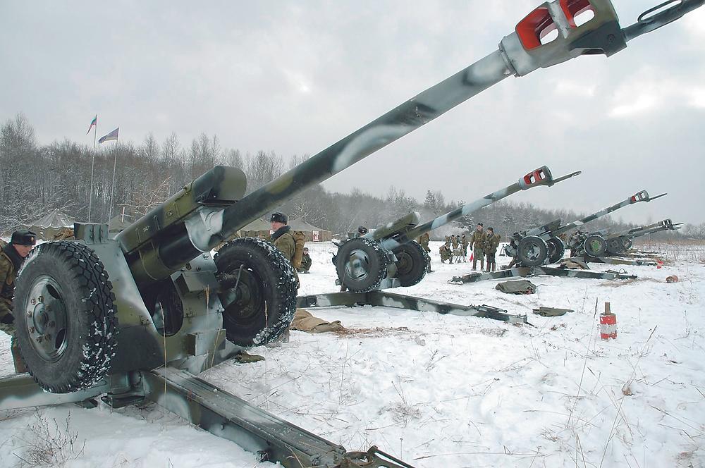 122-мм гаубица Д-30