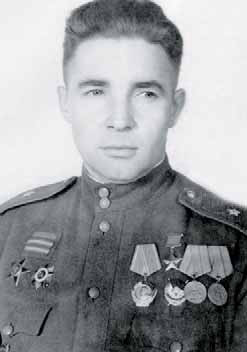 Маргелов В.Ф. Командир дивизии. 1944 год