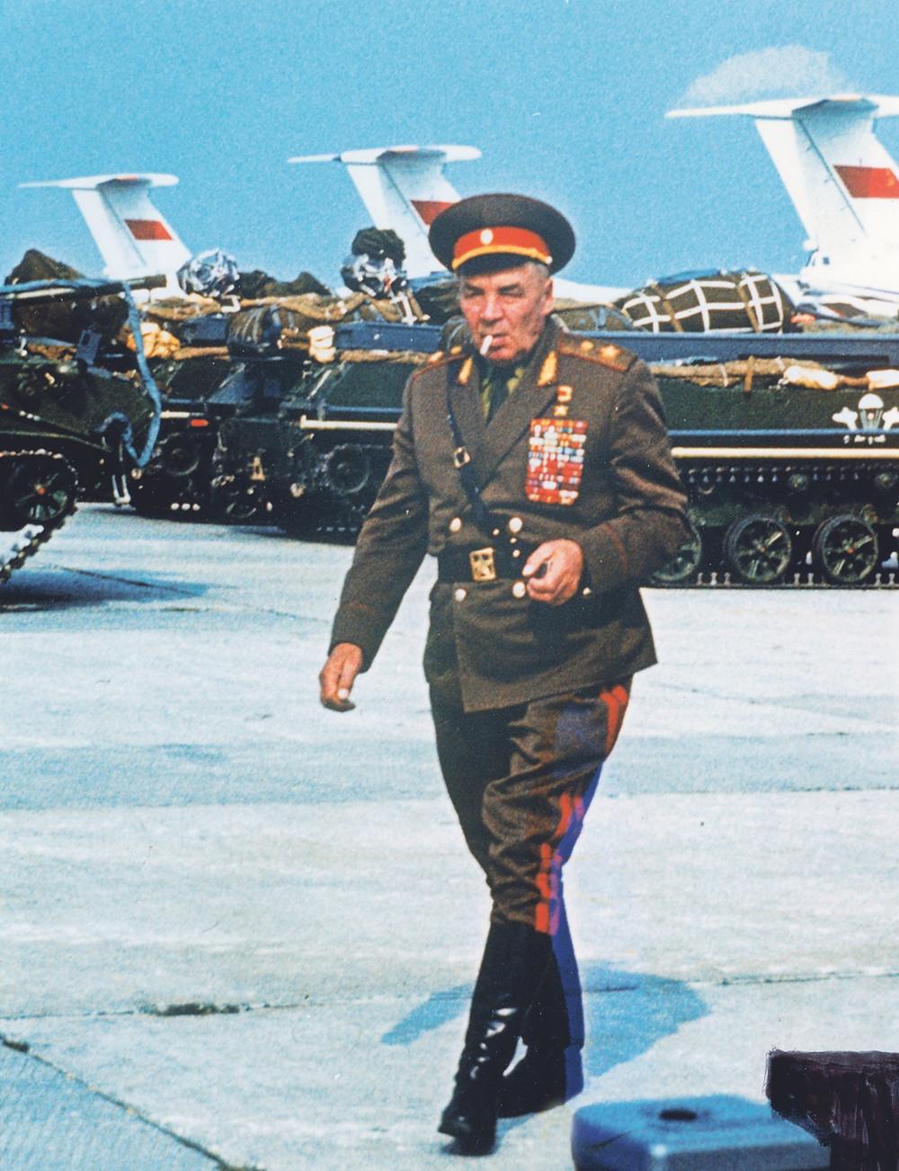 Василий Филиппович Маргелов
