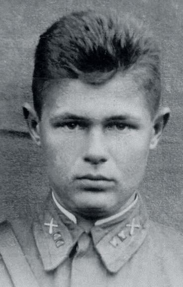 Калинин П.Г. Апрель 1942 г.