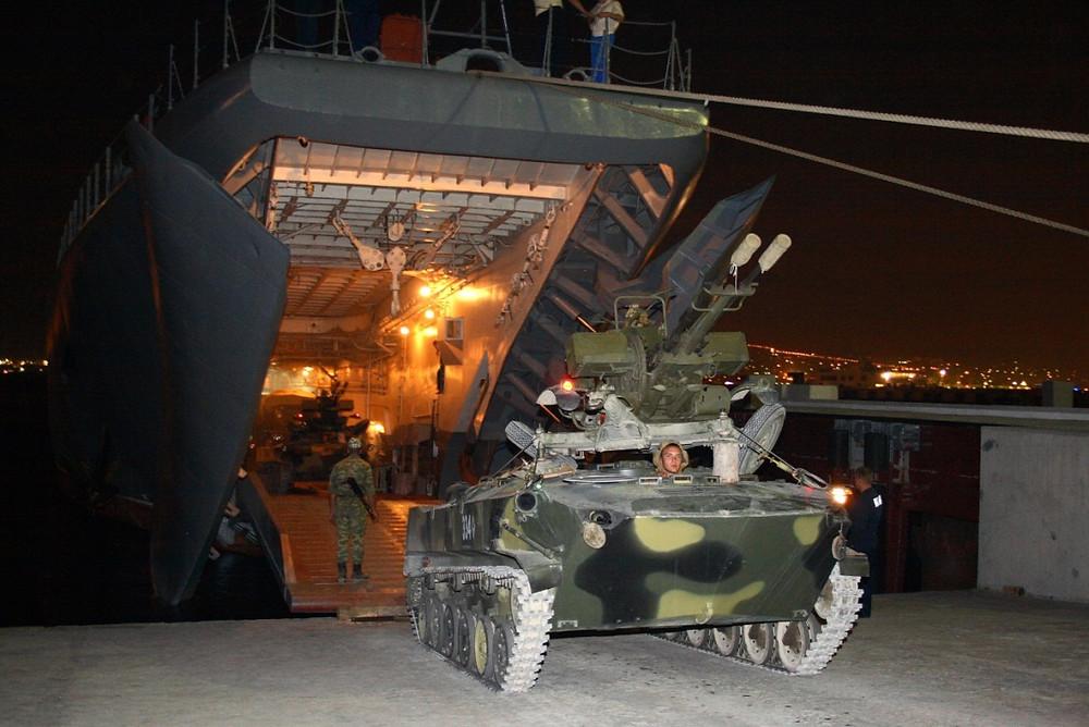 БТР-ЗД «Скрежет» для перевозки расчетов ЗРК (шесть ПЗРК «Стрела-3»). 90 лет ВДВ