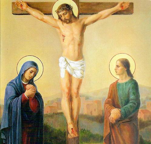 The Way of the Cross (Viacrucis)