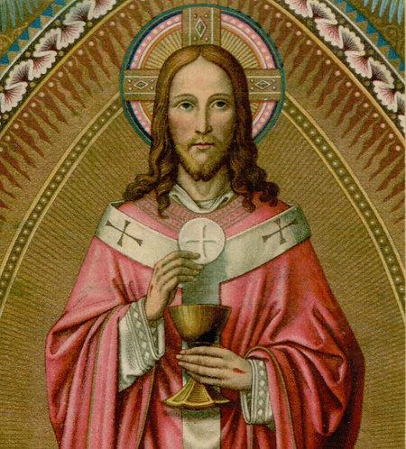 Veladora Por los Sacerdotes (Etiqueta)