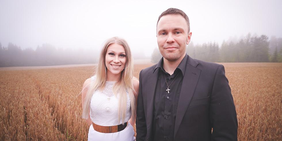 Maan korvessa kulkevi lapsosen tie -konsertti, Rovaniemen kirkko