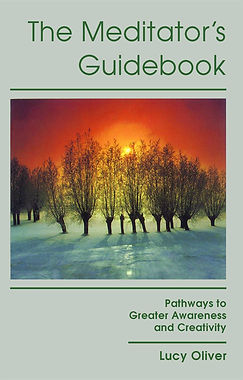 The Meditator's Guidebook by Lucy Oliver