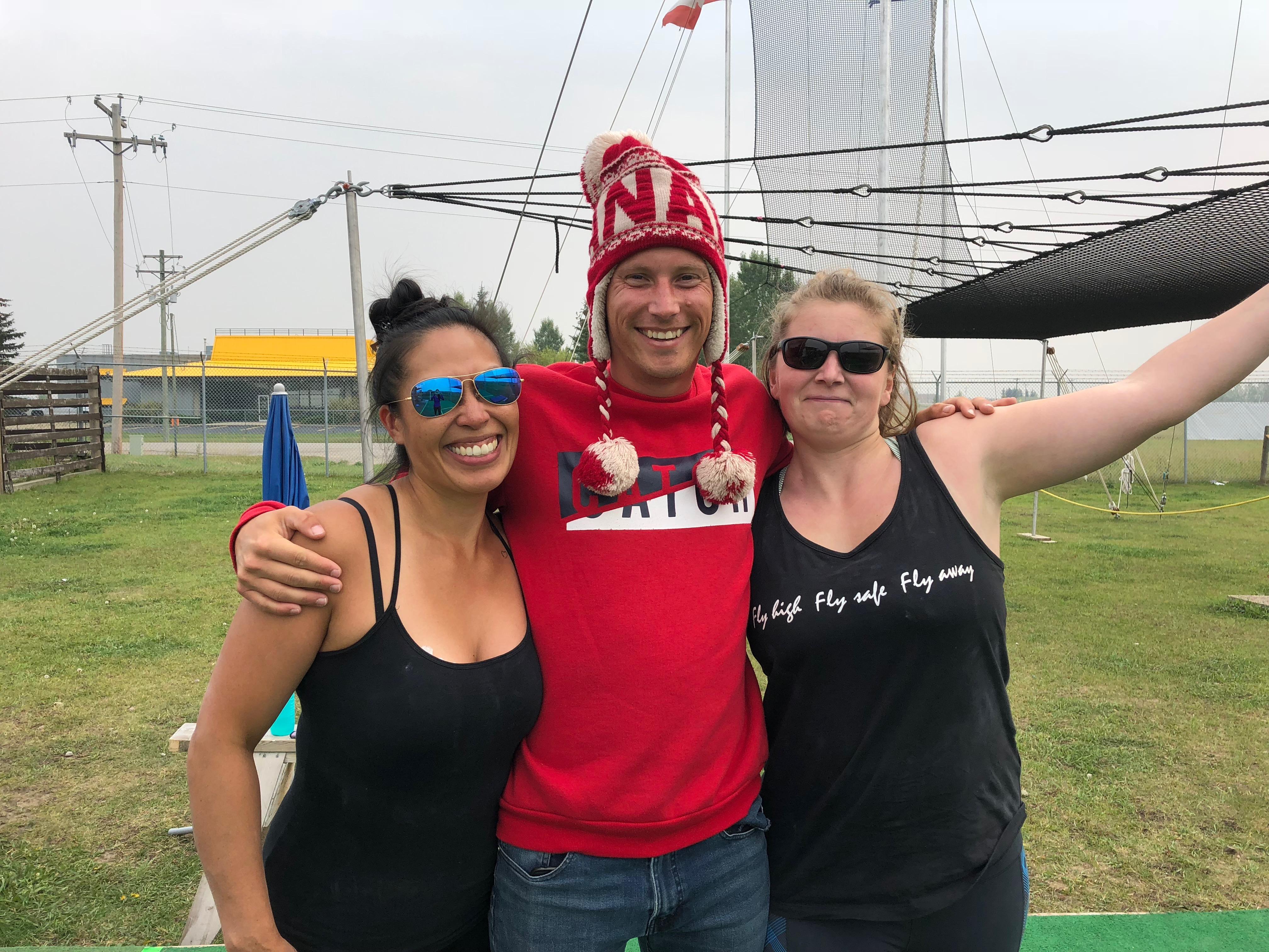 Calgary 2018 Team