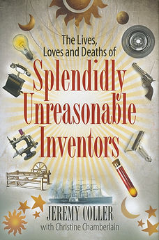 Splendidly Unreasonable Inventors Cover.