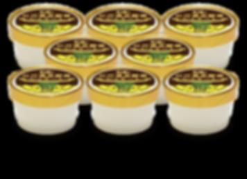 江戸東京野菜ジェラート八王子しょうがミルク8個セット