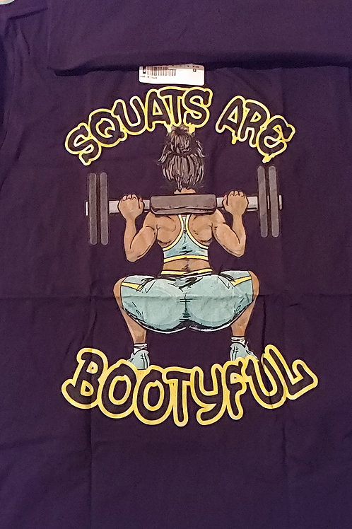 Squats Are Bootyful