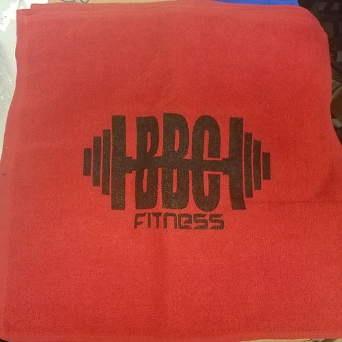 BBC FITNESS Towels
