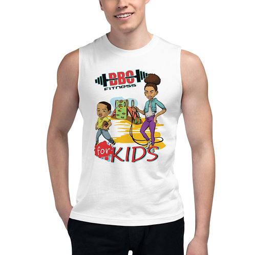 FitKids Muscle Tee