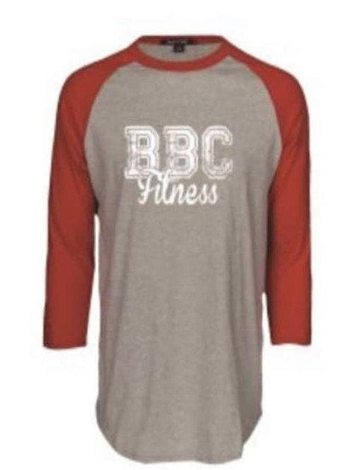BBC Fitness 3/4 Sleeve