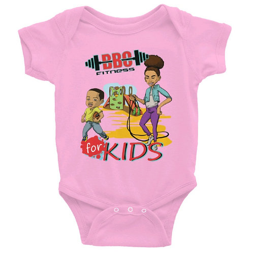 BBC Fitness For Kids- Onesie