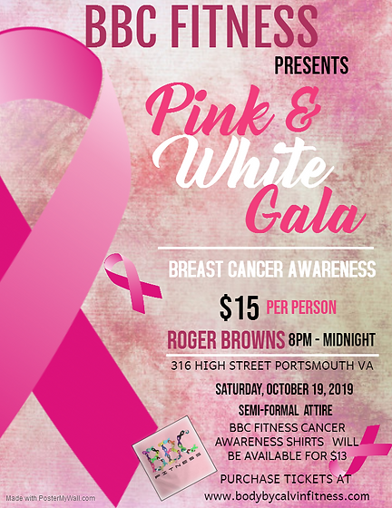 Copy of breast cancer flyersevent flyer