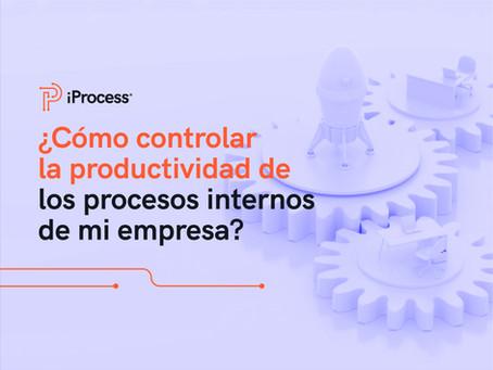 Cómo controlar la productividad de los procesos internos de mi empresa