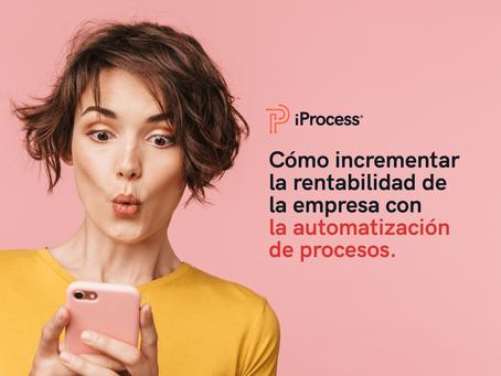 Incremente la rentabilidad de su empresa con la automatización de procesos