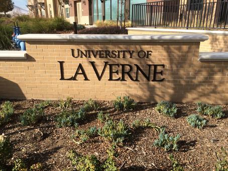 Print Residency at University of La Verne
