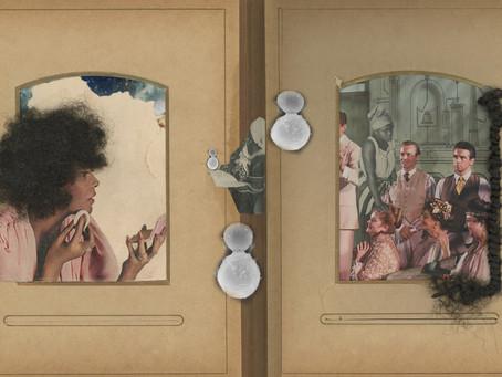 Wimbley in Hair Stories by Nancy Buchanan- book release at Potts Alhambra in Los Angeles June 15, 20