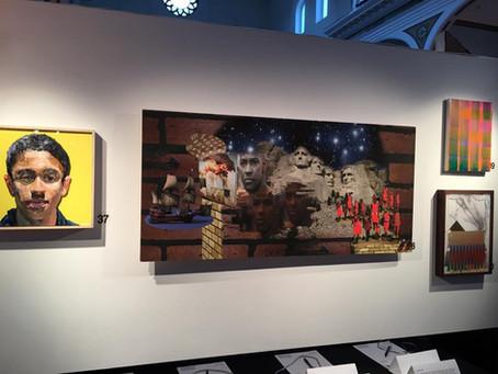 """Pasadena Art Alliance Art Auction Fundraiser """"PAA Art PAARTY"""""""