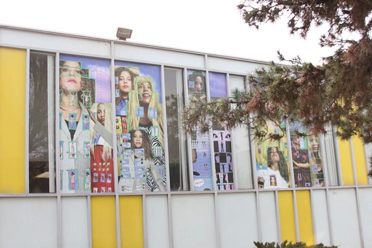 Cerritos College Old Art Building