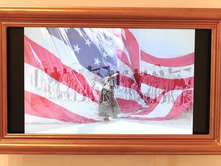 U.S. Exhibition Installation Pics