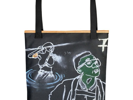 The Urkel to the 7th Power Tote Bag is Here!
