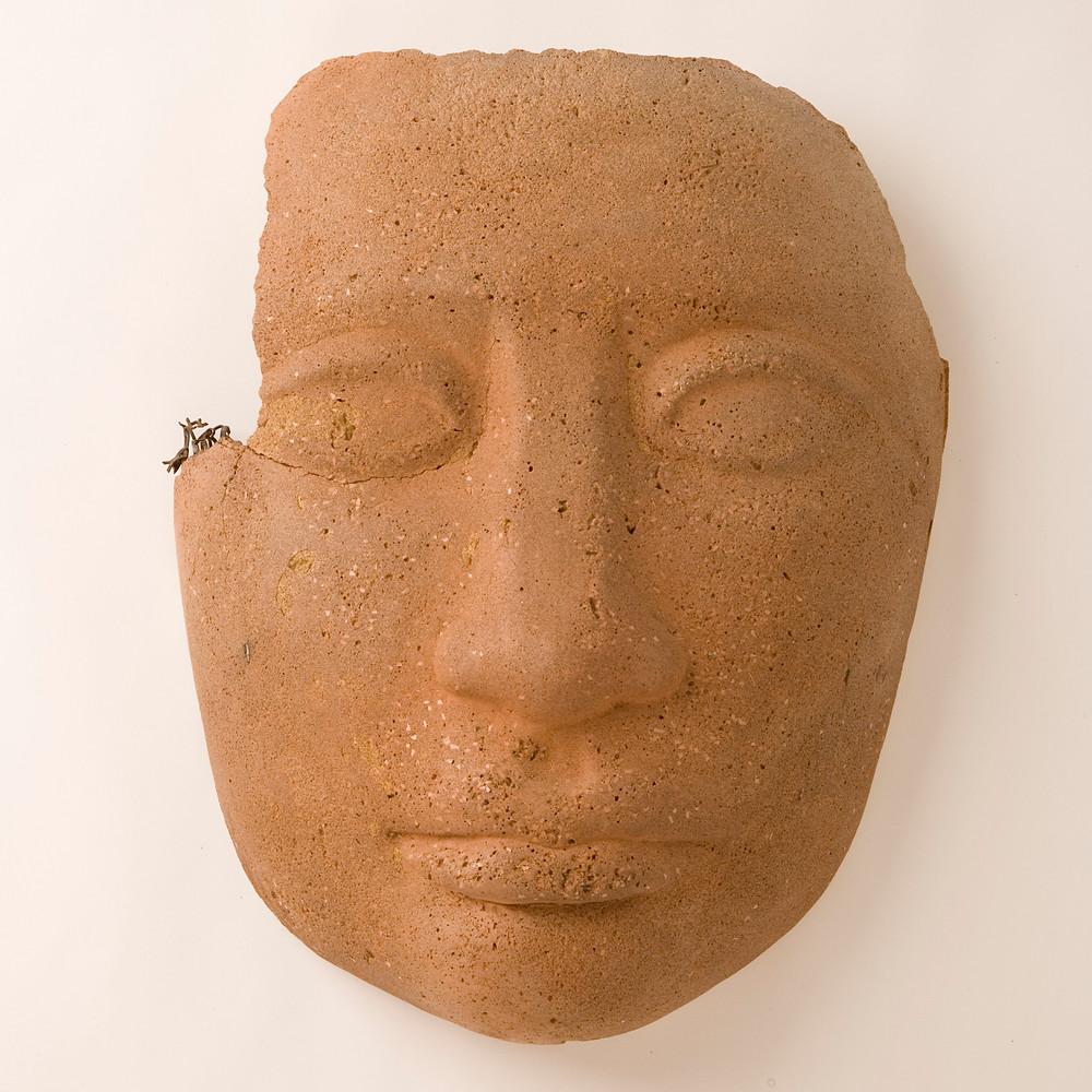Horrace Washington, Untitled Mask, 1988