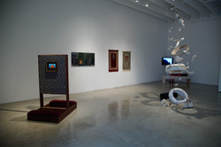 Peggy Phelps Gallery Installation