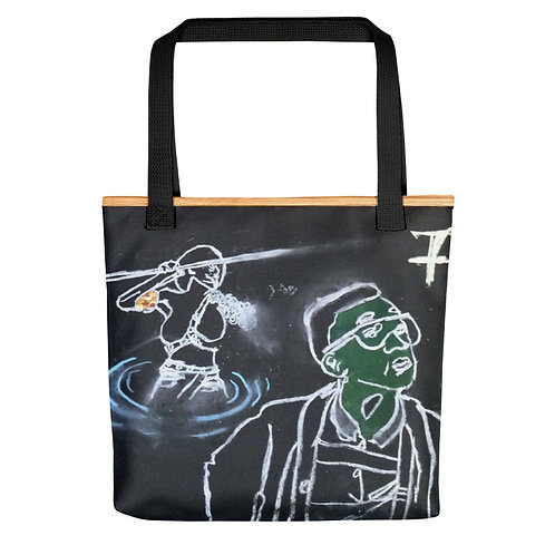 Urkel to the 7th Power Tote Bag