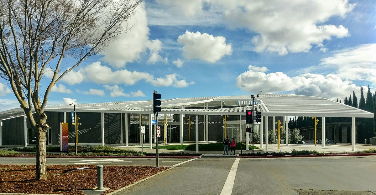 Manetti Shrem Museum of Art