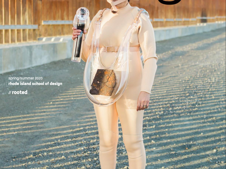 Feature in RISD XYZ Spring/Summer 2020 Magazine