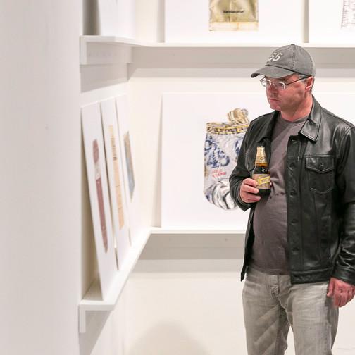 Glen Wilson Broken Record, 2016