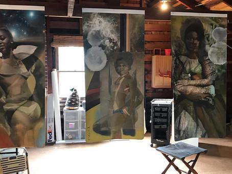 Sneak Peek: Studio Visit