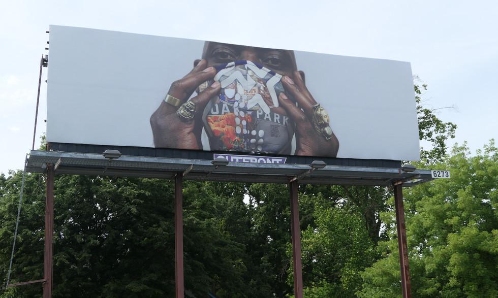 Oakpark Billboard
