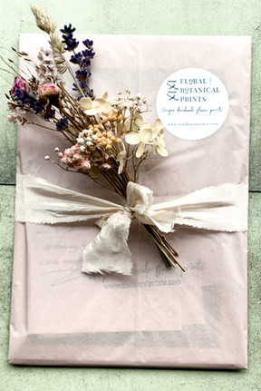 Custom order packaging