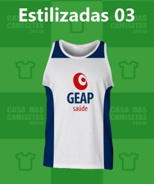 Camisetas Estilizada 03 - personalizadas