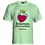 Thumbnail: Camiseta Verde bebe Personalizada